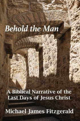 Behold the Man - Kindle Cover