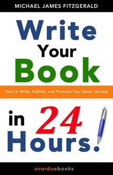 Write Your Book in 24 Hours! Cover
